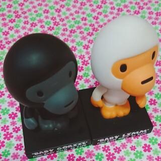 アベイシングエイプ(A BATHING APE)の☆BABY LIMM BABY GORIIEバブルヘッドフィギュア☆(その他)