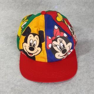 ディズニー(Disney)のミッキー ミニー 帽子 ウォルト・ディズニー・ワールド(キャップ)