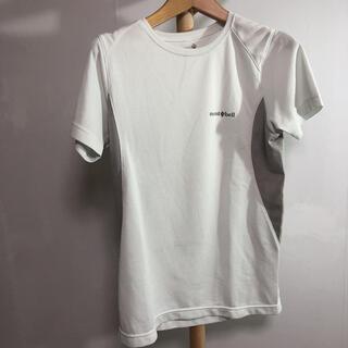 モンベル(mont bell)のmont bell Tシャツ M グレー 品番742300(Tシャツ(半袖/袖なし))