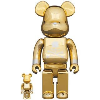 BE@RBRICK mastermind JAPAN GOLD 400%(その他)