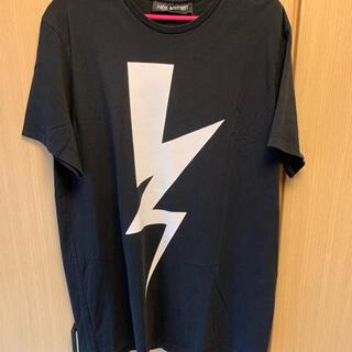 ニールバレット(NEIL BARRETT)の国内正規 19SS Neil Barrett ニールバレット ボルト Tシャツ(Tシャツ/カットソー(半袖/袖なし))