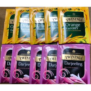 くるりん♪ひつじ様 専用 TWININGS 10袋(茶)