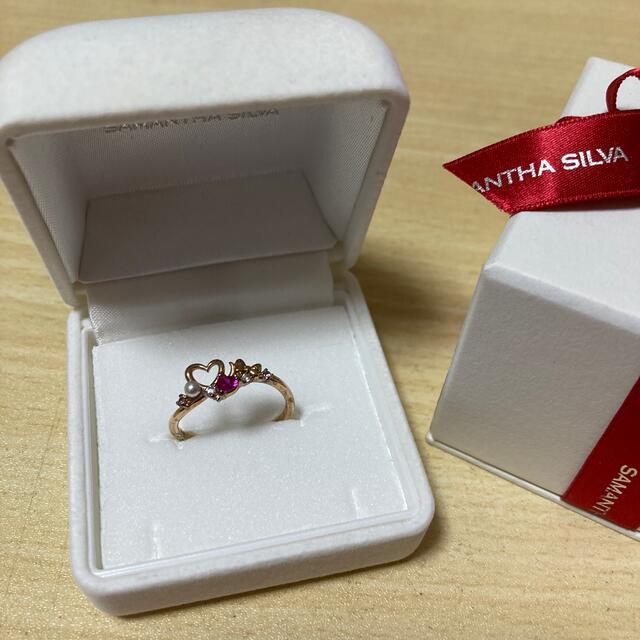 Samantha Silva(サマンサシルヴァ)のサマンサシルヴァ 指輪 13号 レディースのアクセサリー(リング(指輪))の商品写真