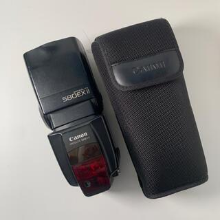 キヤノン(Canon)のCanonストロボ580EXⅡ(ストロボ/照明)