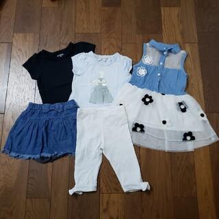 イーストボーイ(EASTBOY)の子供服 まとめ売り 女の子(Tシャツ/カットソー)