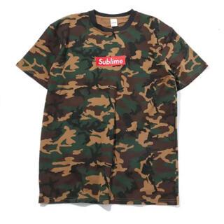 スピンズ(SPINNS)のボックスロゴプリントTシャツ Sublime(Tシャツ/カットソー(半袖/袖なし))