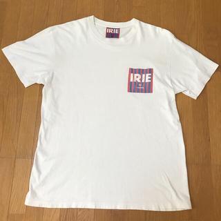 アイリーライフ(IRIE LIFE)のirielife 白Tシャツ(Tシャツ/カットソー(半袖/袖なし))