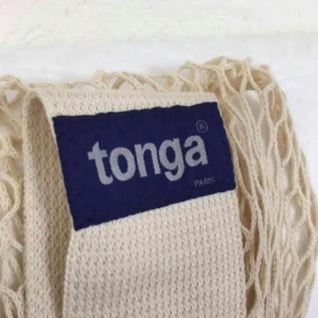 tonga(トンガ)の海外ベビーtonga新生児ベビー抱っこ紐スリング キッズ/ベビー/マタニティの外出/移動用品(スリング)の商品写真