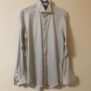 スーツカンパニー(THE SUIT COMPANY)の美品★結婚式用フォーマルドレスシャツ(シャツ)