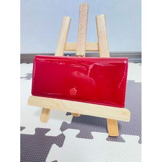 マリークワント(MARY QUANT)の【美品】マリークワント 長財布(財布)