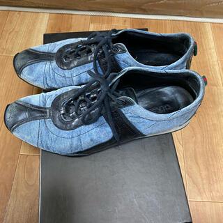 グッチ(Gucci)のGucci 靴 25.5(スニーカー)