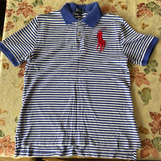 ポロラルフローレン(POLO RALPH LAUREN)のラルフローレン  ポロシャツ 160サイズ(その他)
