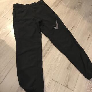 NIKE - 男の子 NIKE パンツ 130センチ 黒 薄手