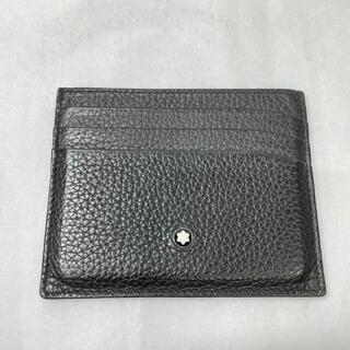 MONTBLANC - 美品 モンブラン カードケース