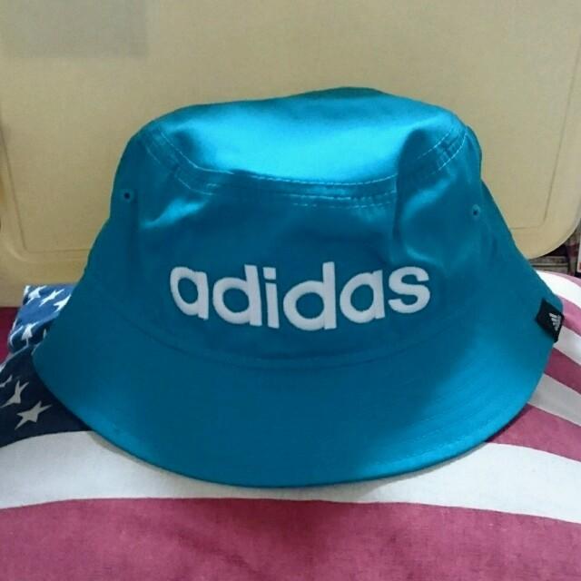 adidas(アディダス)のミユウ様専用❤adidas❤バケットハット レディースの帽子(ハット)の商品写真