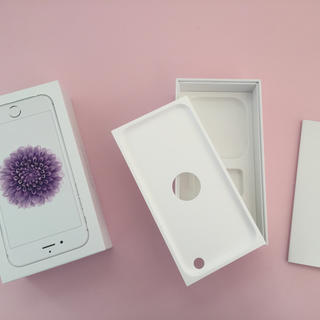 アップル(Apple)のiPhone6 空箱(その他)
