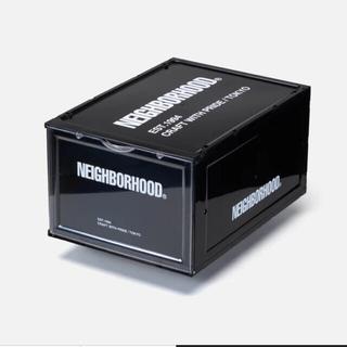 ネイバーフッド(NEIGHBORHOOD)のNEIGHBORHOOD CI / P-SNEAKER STORAGE2個セット(ケース/ボックス)