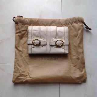 サザビー(SAZABY)のSAZABY  二つ折り財布(財布)