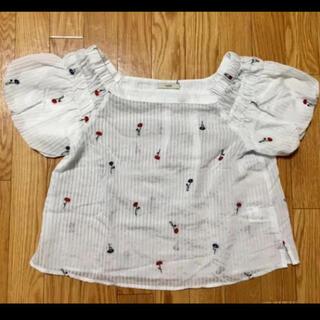 ミスティック(mystic)のmystic 半袖シャツ(Tシャツ(半袖/袖なし))