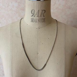 ナンバーナイン(NUMBER (N)INE)のnumber nine  silver necklace  ナンバーナイン(ネックレス)