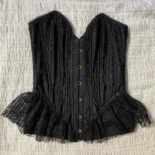 ラペルラ(LA PERLA)のagent provocateur corset(キャミソール)