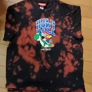 ニンテンドウ(任天堂)のUS古着 Tシャツ スーパーマリオ×ヨッシー(Tシャツ/カットソー(半袖/袖なし))