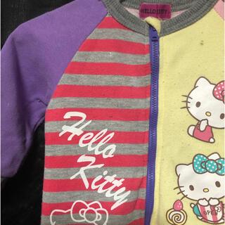 ハローキティ(ハローキティ)のHello Kitty ロンパース(ロンパース)