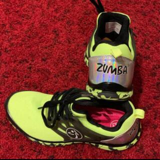 ズンバ(Zumba)のズンバ シューズUS6.5(トレーニング用品)