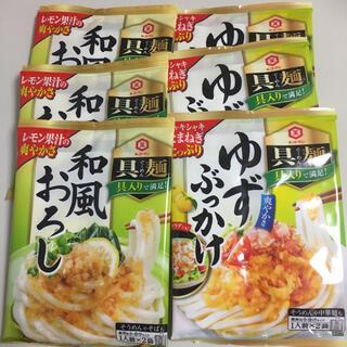 キッコーマン(キッコーマン)の具麺 ぐーめん 2種6袋(レトルト食品)