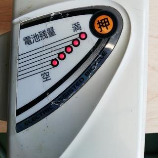 Panasonic - パナソニック電動アシスト自転車バッテリー10Ah
