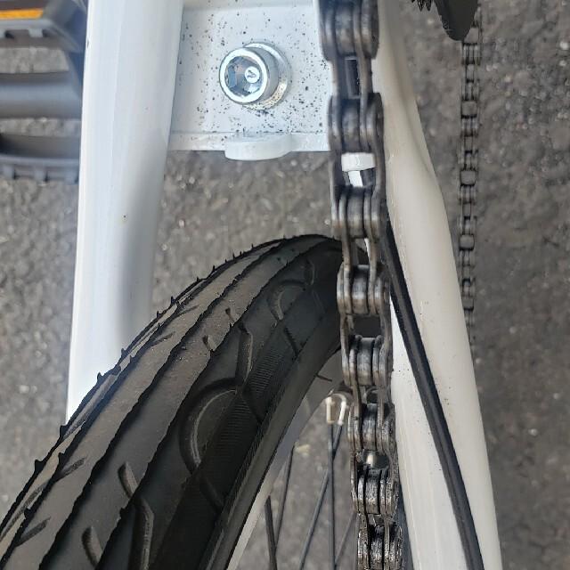 LOUIS GARNEAU(ルイガノ)のEASEL6.0 LOUIS GARNEAU 折り畳み自転車 スポーツ/アウトドアの自転車(自転車本体)の商品写真