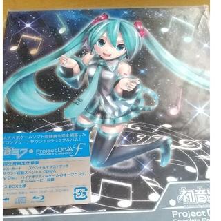 セガ(SEGA)の初音ミク -Project DIVA-F Complete Collection(アニメ)