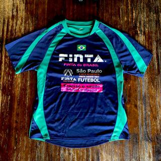 ルース(LUZ)の古着 フィンタ FINTA プラクティスシャツ Lサイズ(ウェア)