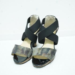 アルカリ(alcali)のmie scarpe サンダル(サンダル)