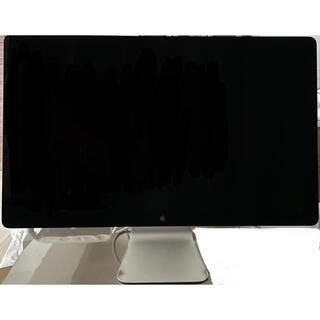 アップル(Apple)の【中古】Apple サンダーボルトディスプレイ MC914J/B(ディスプレイ)