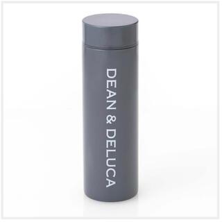 ディーンアンドデルーカ(DEAN & DELUCA)のDEAN&DELUCA☆ステンレスボトル チャコールグレー HMV限定(水筒)