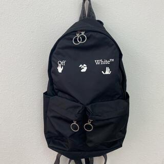 オフホワイト(OFF-WHITE)のOFF-WHITE オフホワイト リュック バックパック 未使用 最安値(バッグパック/リュック)