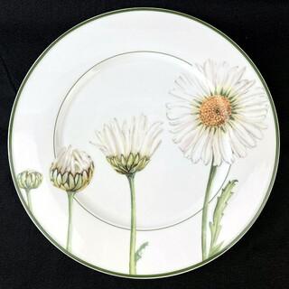ビレロイ&ボッホ - 希少 未使用 ◆ ビレロイ&ボッホ フローラ 大皿 プレート