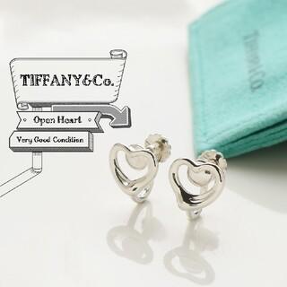 ティファニー(Tiffany & Co.)の新品仕上げ TIFFANY ティファニー オープンハート  925 イヤリング(イヤリング)
