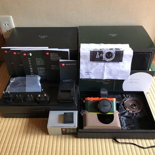 LEICA - ファインダー付き Leica X2 ポールスミス ライカ デジカメ