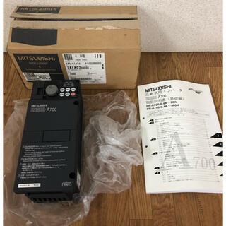 ミツビシデンキ(三菱電機)の未使用インバーター FR-A720-0.75K 三菱電機(その他)