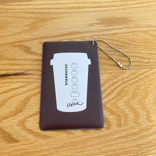Starbucks Coffee - スターバックス パスケース カードケース