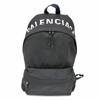 バレンシアガ(Balenciaga)の【中古】バレンシアガ BALENCIAGA リュック・デイパック(リュック/バックパック)