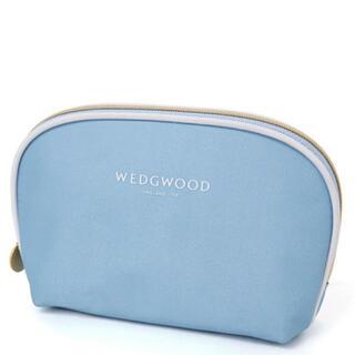 ウェッジウッド(WEDGWOOD)のお値下げ!!wedgwood ポ-チ 鏡付き(ポーチ)