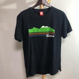 バートン(BURTON)のburton Tシャツ M 黒 品番38400(Tシャツ/カットソー(半袖/袖なし))