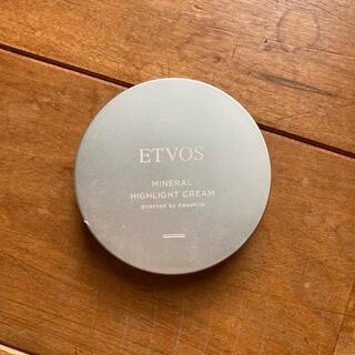 エトヴォス(ETVOS)のETVOS ミネラルハイライトクリーム(その他)