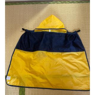レインカバー レインケープ 抱っこ紐用 赤ちゃん 雨避け(外出用品)