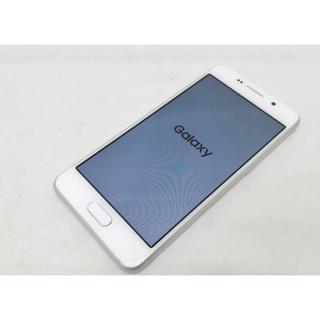 ギャラクシー(Galaxy)のGalaxy Feel White 32 GB docomo SIMロック解除済(スマートフォン本体)