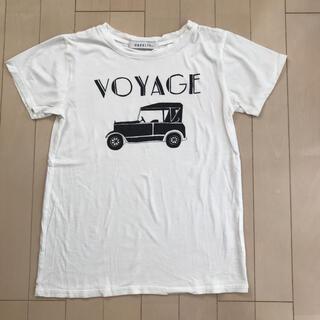 ダズリン(dazzlin)のTシャツ ロゴT  dazzlin ダズリン 白T(Tシャツ(半袖/袖なし))