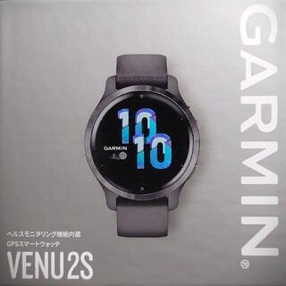 ガーミン(GARMIN)のガーミン GARMIN VENU2S black(その他)